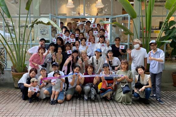 boy Tokyo社員旅行で、念願の全スタッフでタイ・バンコクへ!