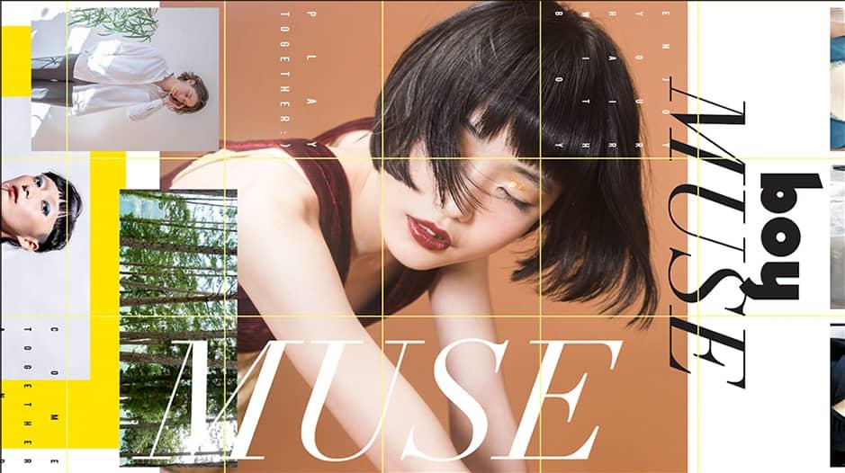 【boy MUSE Project】boyのヘアカット・ヘアメイクモデル募集中